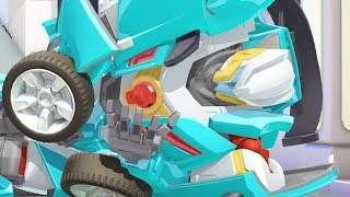 TOBOT English | 217 Traced and Two-Faced | Season 2 Full Episode | Kids Cartoon | Videos for Kids
