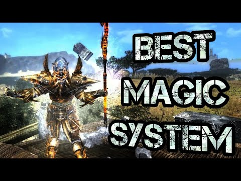 RPG With The Best Magic System