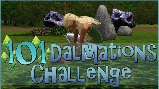 Planting Corn & Growing Toddlers!    Sims 3: 101 Dalmatians Challenge  - Episode #80