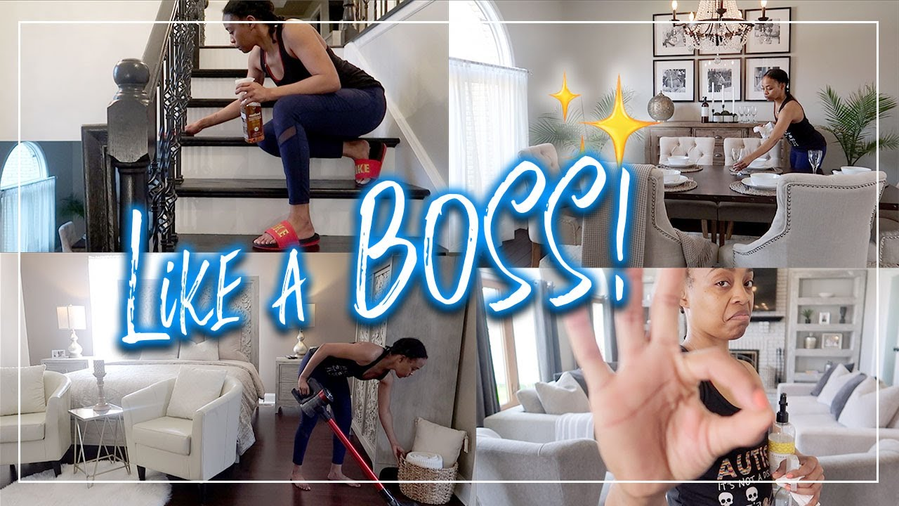 Clean With Me! ✨ My ENTIRE HOUSE (Bi-Weekly Cleaning Routine)