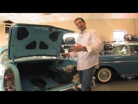 1956 Chevy Bel Air ORIGINAL for sale with test drive, driving sounds, and walk through video