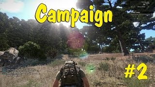 """ArmA 3 - """"Survive"""" Campaign - Mission 2 Situation Normal - Max Settings (1080p)"""