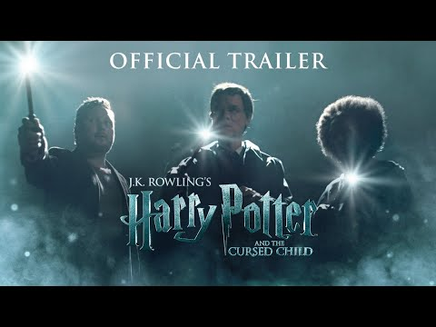 New Concept Trailer Harry Potter and the Cursed Child (2022) by Danish English point