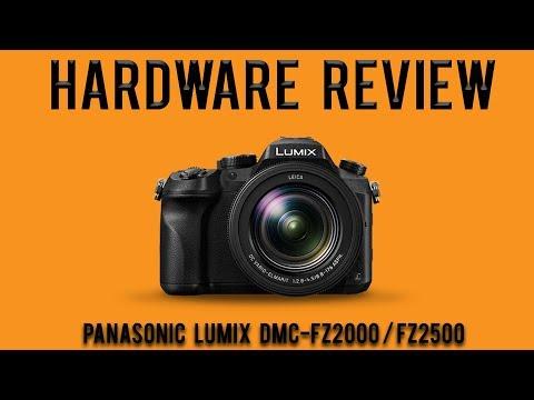 Hardware Review: Panasonic Lumix DMC-FZ2000 / FZ2500 Mirrorless Bridge Camera