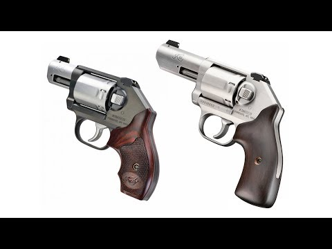 Kimber revolver K6s CDP and K6s Stanless 3