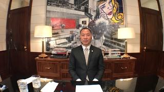 郭文贵5月22号报平安直播视频 回覆潘石屹