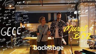 Murat Boz - Gece (Klip Backstage)