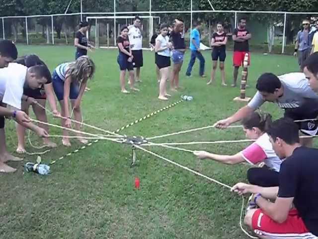 Populares Brincadeiras para acampamentos de Jovens cristãos VN74