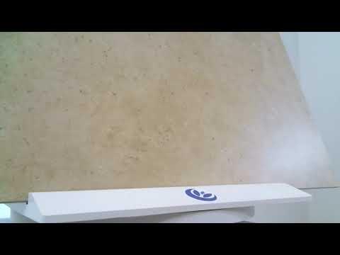 Pavimento effetto pietra di Lecce 120 x 120 cm. in Gres porcellanato