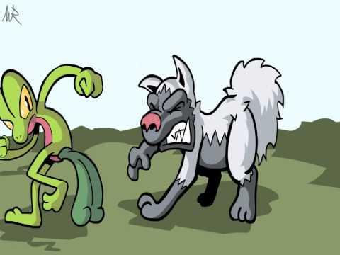 The First Pokemon Battle...