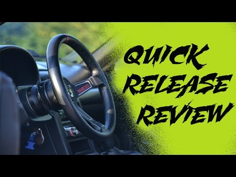 Nrg 3.0 Quick Release Review