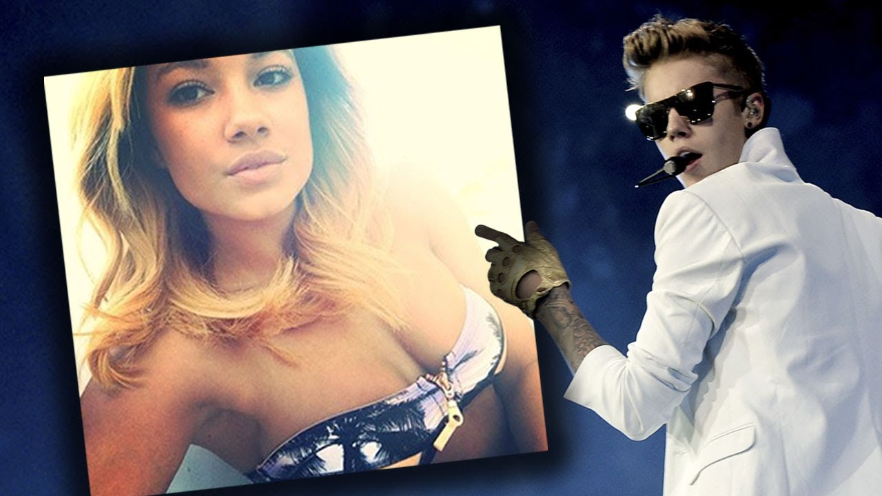wallpapers of justin bieber and his girlfriend