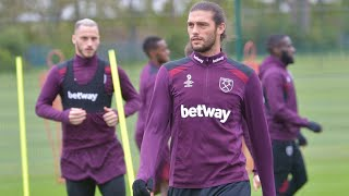 West Ham's Andy Carroll sent home after David Moyes row - sources