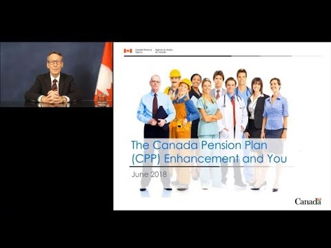 Webinar: Canada Pension Plan Enhancement - Canada ca