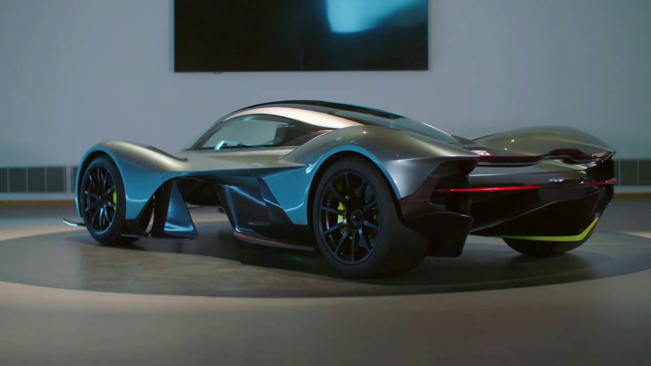 New Aston Martin Red Bull Am Rb 001 Design Part Ii Youtube