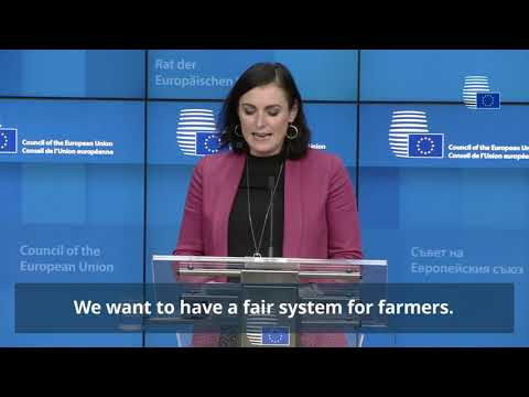 Agriculture and Fisheries Council Highlights