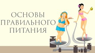 Как я похудела!!! Основы правильного питания.