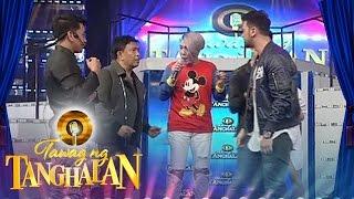 Rico J Puno has his own moves! | Pak Ganern Game Challenge