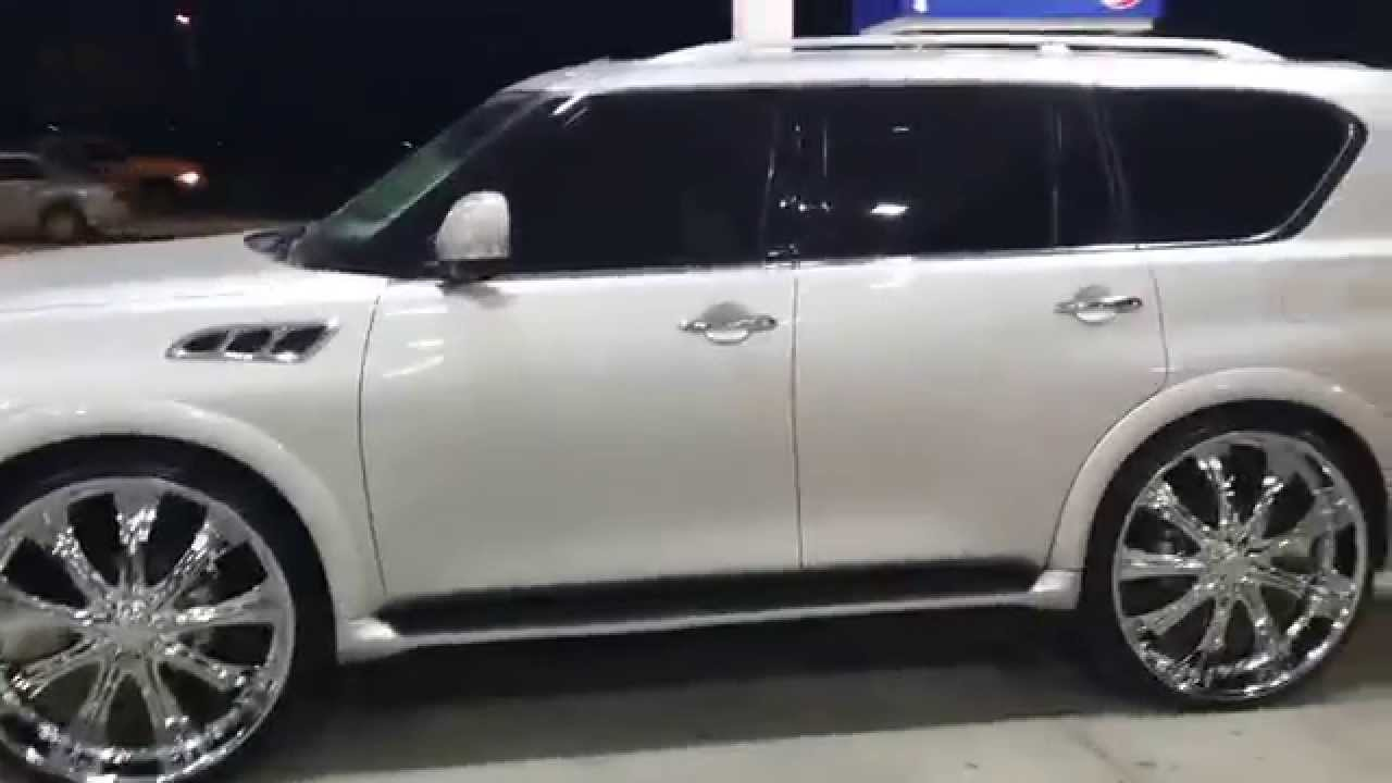 Qx56 On 30 S Youtube