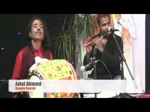 Bangla Banshi (FLUTE) Heart Touching - Jalal Ahmed