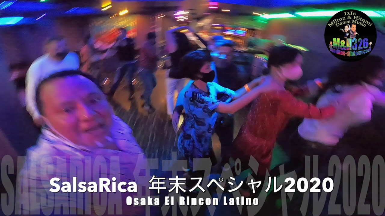 SalsaRica 年末スペシャル2020