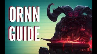 How to play ORNN - League of Legends Tips and Tricks Top Lane