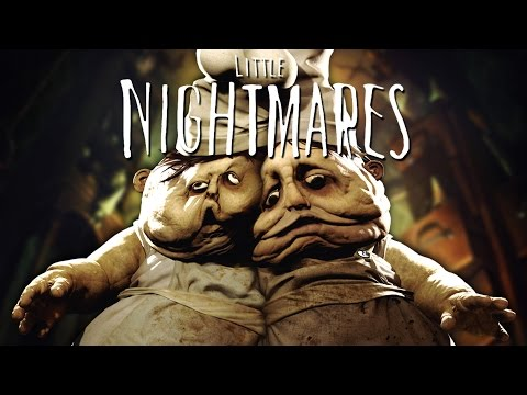 THE BROTHERS GRIM | Little Nightmares - Part 3