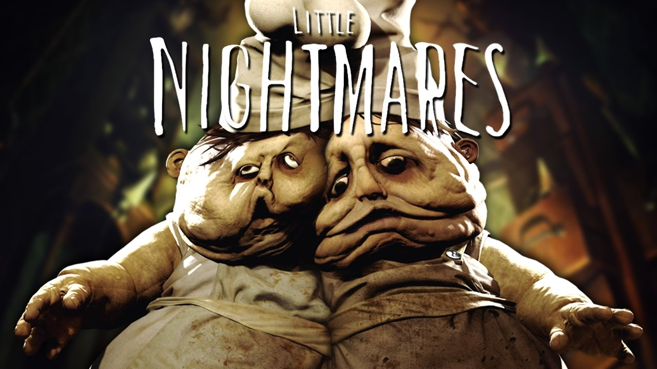 The Brothers Grim  Little Nightmares - Part 3 - Youtube-6707