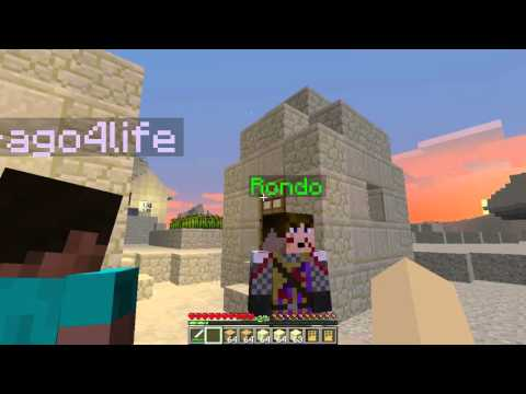 Foofy & Dad Play Minecraft - Quest #2 |