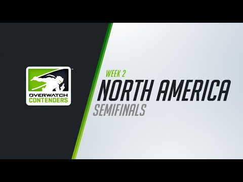 OW NA Contenders - Contenders North America | S1 Regular Sea
