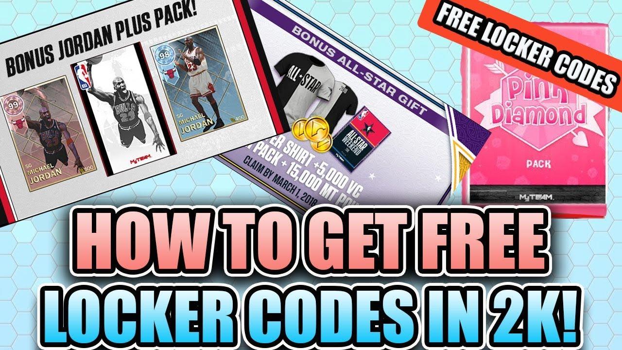 nba 2k18 myteam locker codes that still work