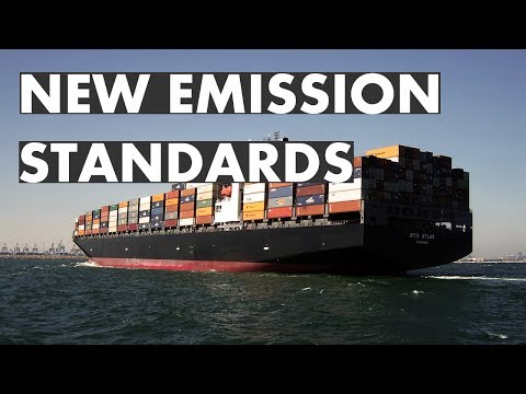 Shipping Emissions and Climate Regulations