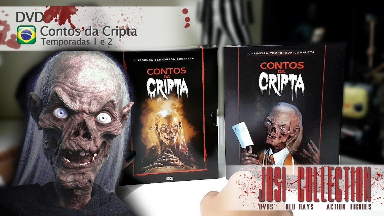 episodios contos da cripta dublado