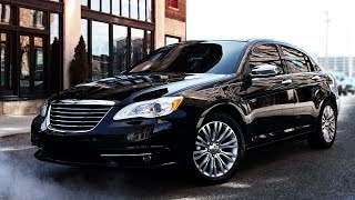 {WOW} This is Secret Chrysler 200 Touring Full Specification Reviews