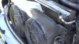 How to:::Mercedes Benz Ml320  radiator replacement(, 2014-03-15T23:08:12.000Z)