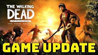 The Walking Dead:Season 4 Game Update - The Final Season