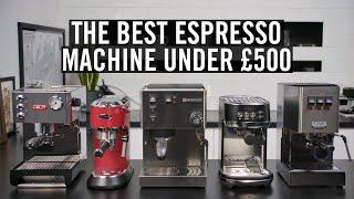 The Best Espresso Machine Unde…