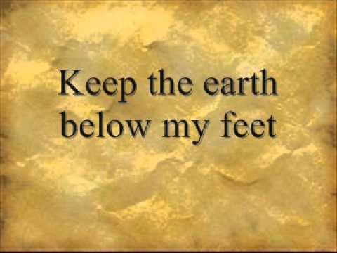 Mumford And Sons - Below My Feet - With Lyrics