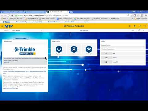 MTP Tutorials - Register a new serial number from the product registration page