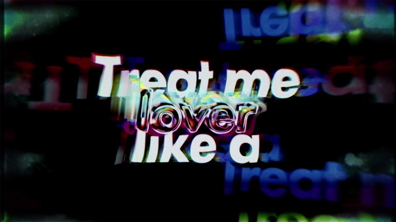 you treat me like your boyfriend