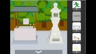 Find the Escape-Men 155: EM Temple walkthrough- ピクトさんをさがせ!155(善ぴく寺編)-no1game