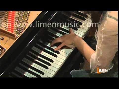 Bach=Brahms: Chaconne Linke Hand allein pf:黒田亜樹(Aki Kuroda)