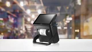 """The dcr™ x86 is a new breed of pos terminal with groundbreaking all-in-one design and powerful performance combined. an 8"""" wide or 10"""" touchscreen, ..."""
