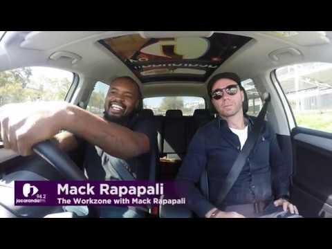Mack Carpool Karaoke with Jakkie Louw