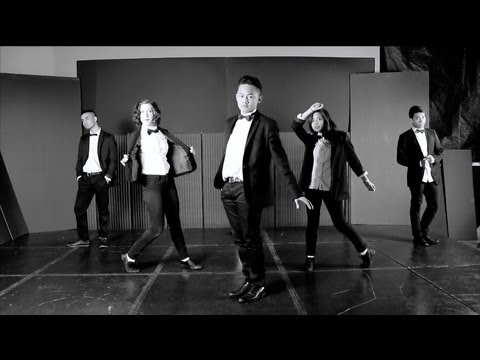 Pusher Love Girl - Justin Timberlake (Ervinn Tangco) Choreography