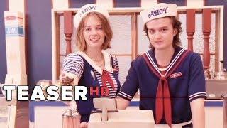Stranger Things Season 3 Teaser
