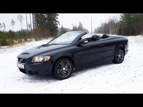 ШВЕДСКИЙ КАБРИК!!! Volvo C70 2.0d - Купе, Кабриолет (2008). Обзор и Тест Драйв
