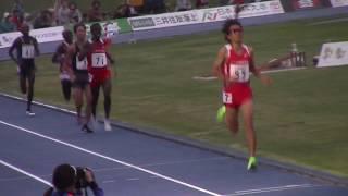延藤潤 森田歩希 / 男子5000mA ホクレン・ディスタンスチャレンジ2019千歳大会