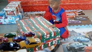 10 cars toys BIG GIFT SURPRISE Mater, Truck, Avengers Car, Honda S2000 1/18