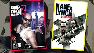 Kane and Lynch Review / Retrospective